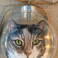 cat-pet-hand-painted-ornament