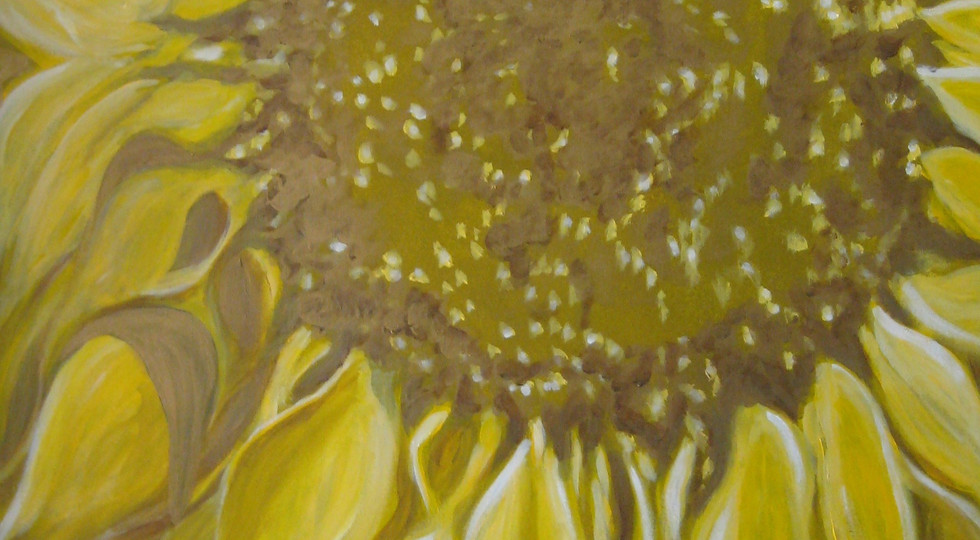 sunflower-flower-painting