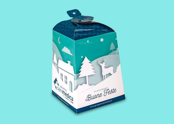 Pandorino personalizzato Roma. Un gadget natalizio Made in Italy