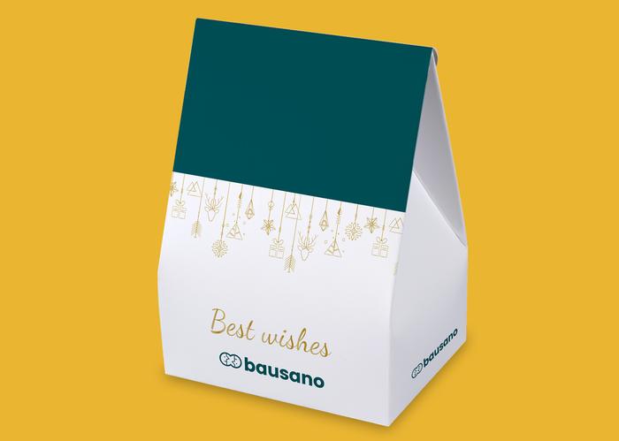 frutta essiccata personalizzata Bolzano con marchio per regalistica aziendale