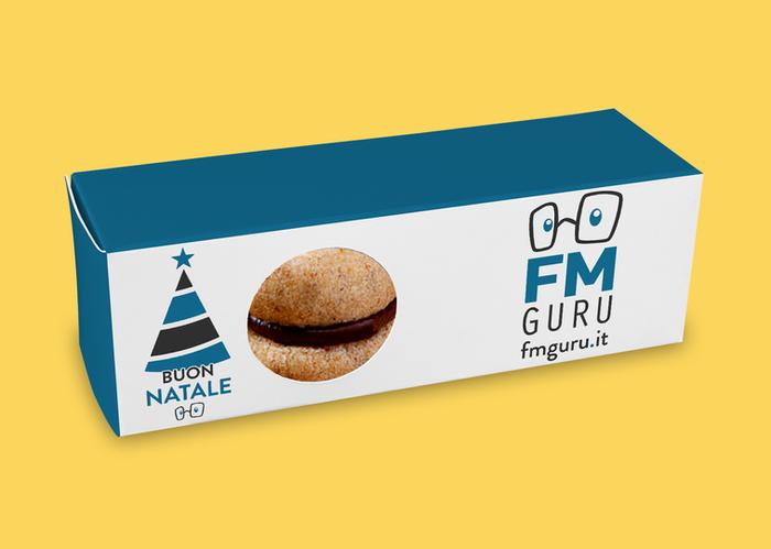 biscotti personalizzati con logo per gadget pubblicitari Bologna
