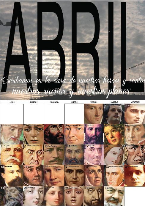 Abril (Work In Progress)