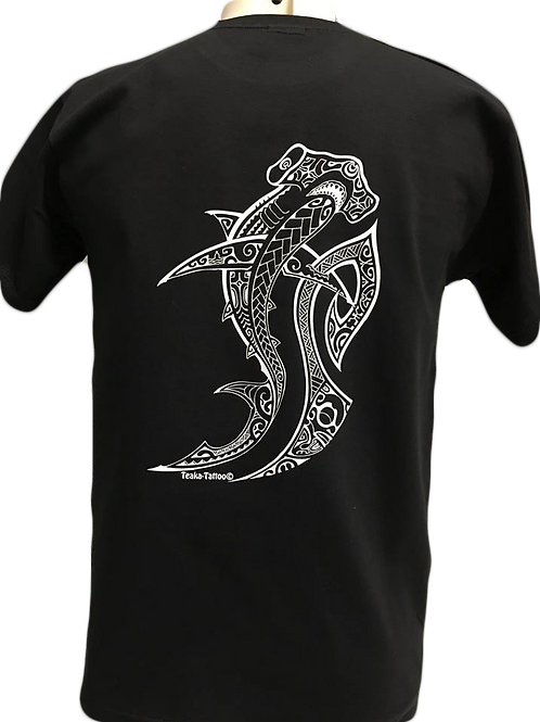 Réf: TH01  Tee-shirt homme REQUIN