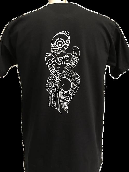 Réf: TH04  Tee-shirt homme  TIKI