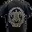 Thumbnail: Réf: TGnoir02   Tee-shirt garçon  TORTUE