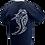 Thumbnail: Réf: TGbleu01   Tee-shirt garçon REQUIN