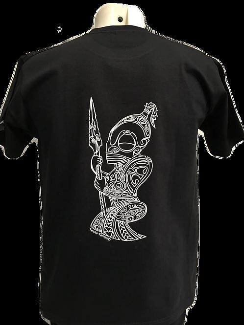 Réf: TH07   Tee-shirt homme TIKI LANCE