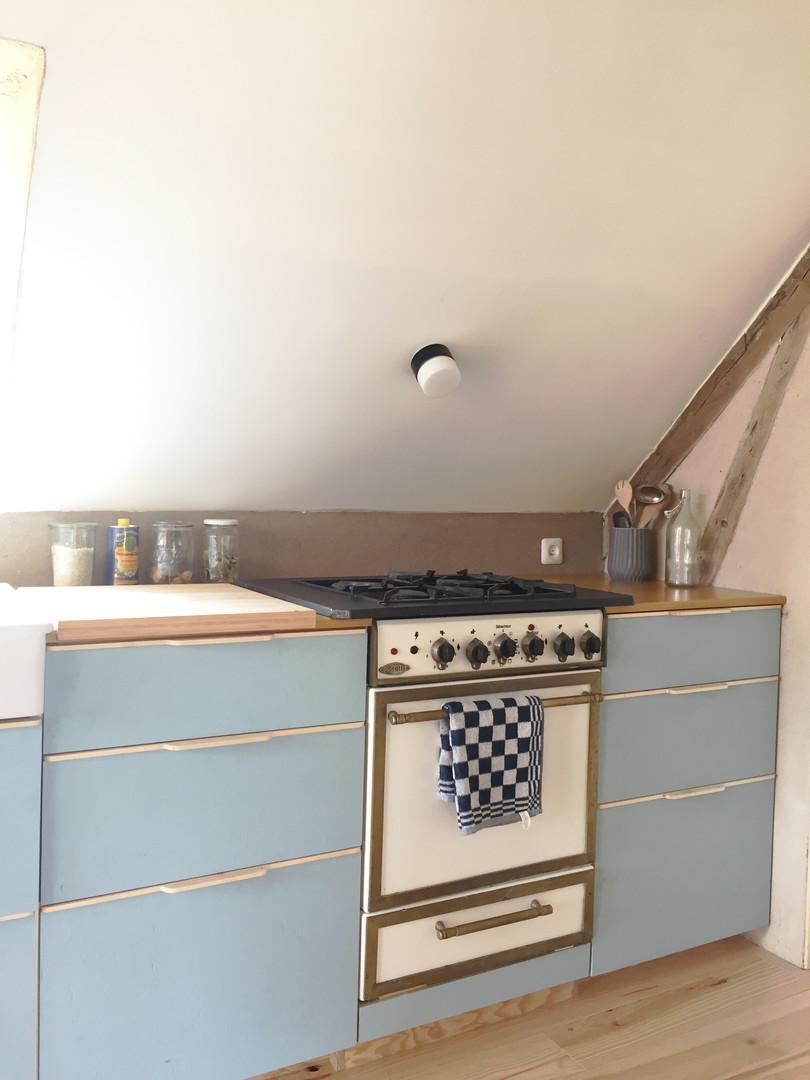 four (lave vaisselle et frigo)