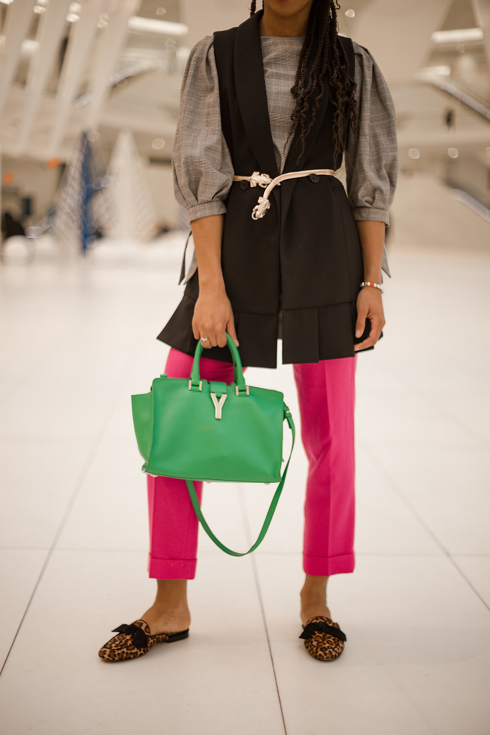 Transitional Look