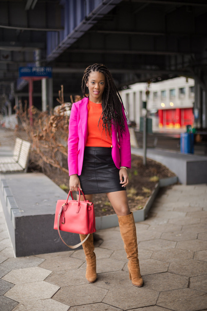 Transitional Looks: Winter to Spring Outfit Ideas Vol. 4