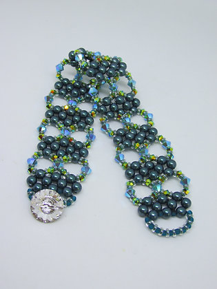 Pattern- Right Links Bracelet