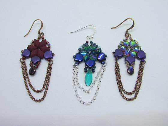 Envious Earrings