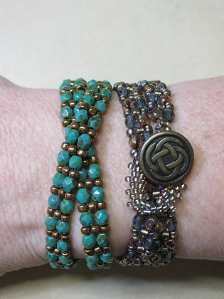 Pattern- RAW Wrap Bracelet