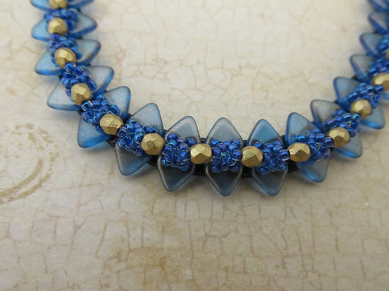 Pattern- Valley of Thorns Necklace