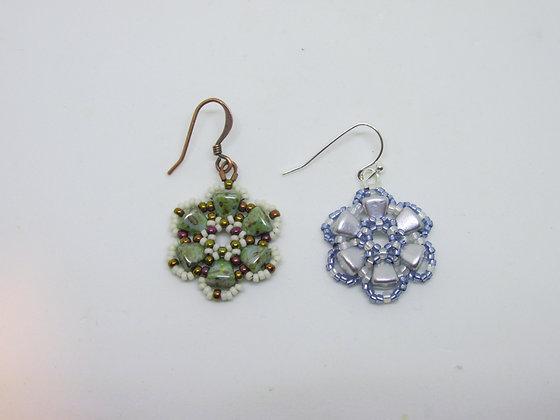 Pattern- Elemental Earrings