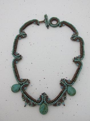 Pattern- Embellished Herringbone