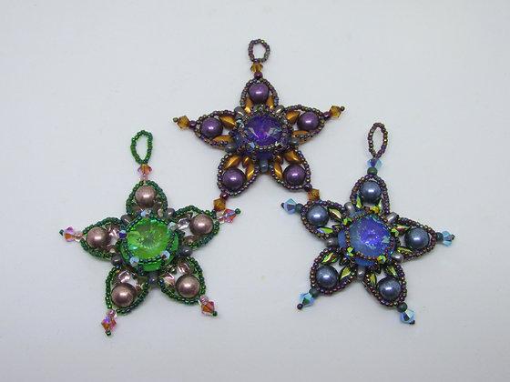Pattern- Celestial Pendant