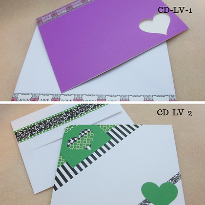 Handmade Cards-Love