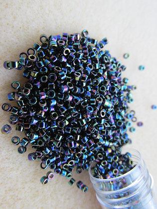 11o Delica-Metallic Variegated Iris