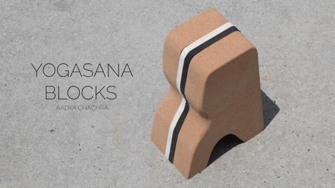 YOGASANA BLOCKS
