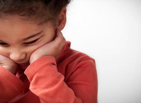 Teaching Kids to Name Their Feelings