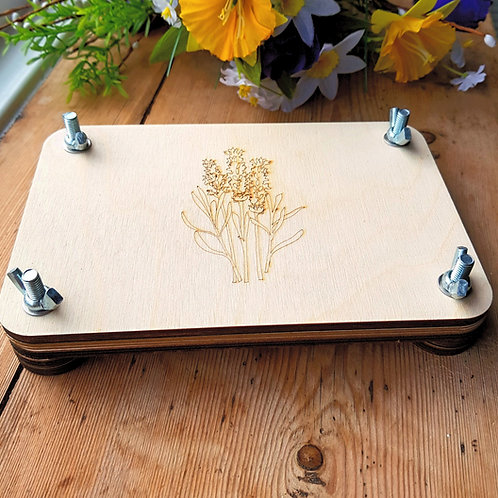 Lavender Flower Press