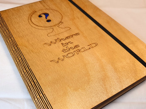 Where in the World Notebook