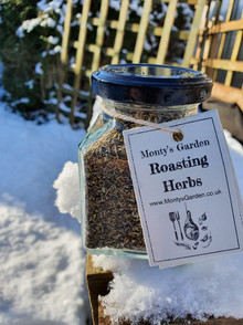 Roasting Herbs