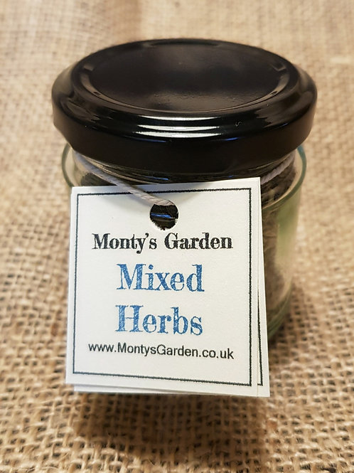 Medium Mixed Herbs 4oz