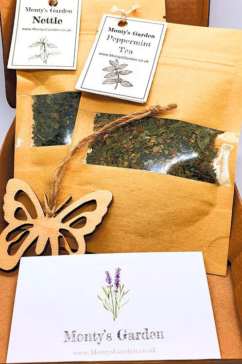 Herbal Tea Box