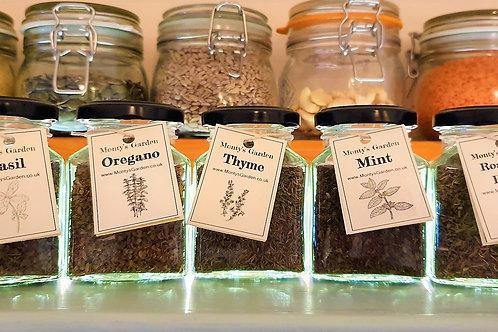 5 Kitchen Essential Herbs