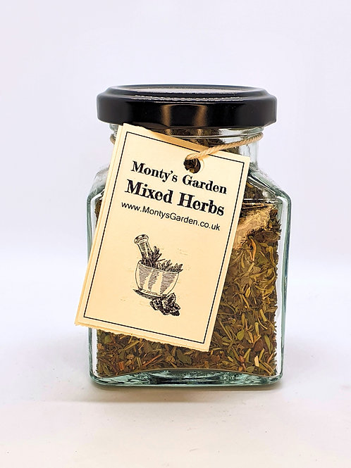 Mixed herbs - Large 7oz