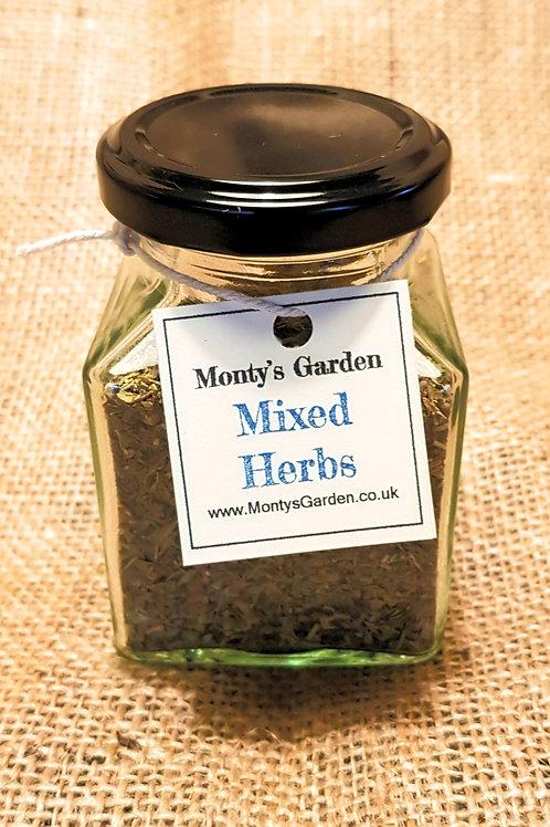 Mixed herbs - Large 7oz