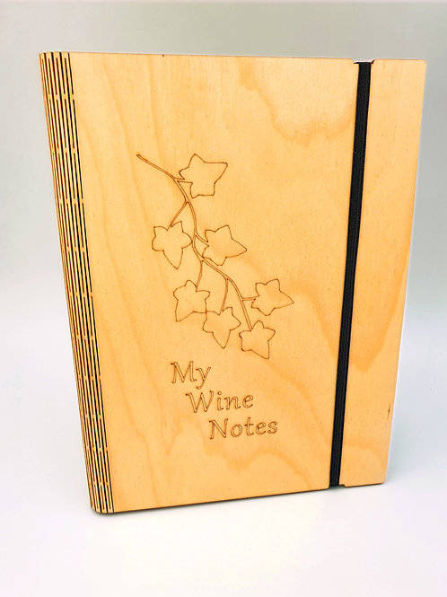 Wine Notes Notebook