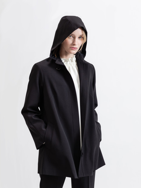 9400 Anorak, 9403 Ruched Top, 9412 Pull On Flare Leg