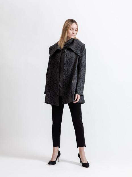 7733 Coat, 7763 Step Hem Ankle