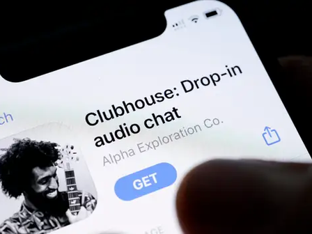 What's all the buzz about the Clubhouse app?