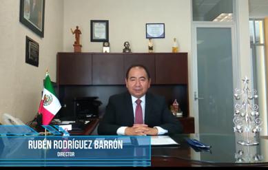 Sensible pérdida del Dr. Rubén Rodríguez Barrón
