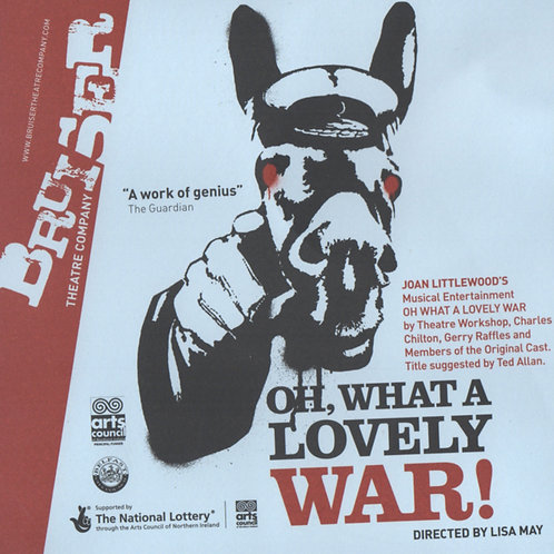 Bruiser Cinema Club: Oh What A Lovely War