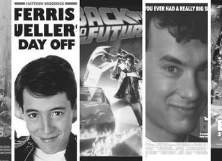 Our Cast Share Their Favourite '80s Films!