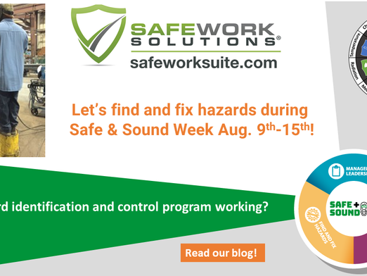 Discover and manage hazards seamlessly using The Safework Suite™ Hazard Reporter Software!