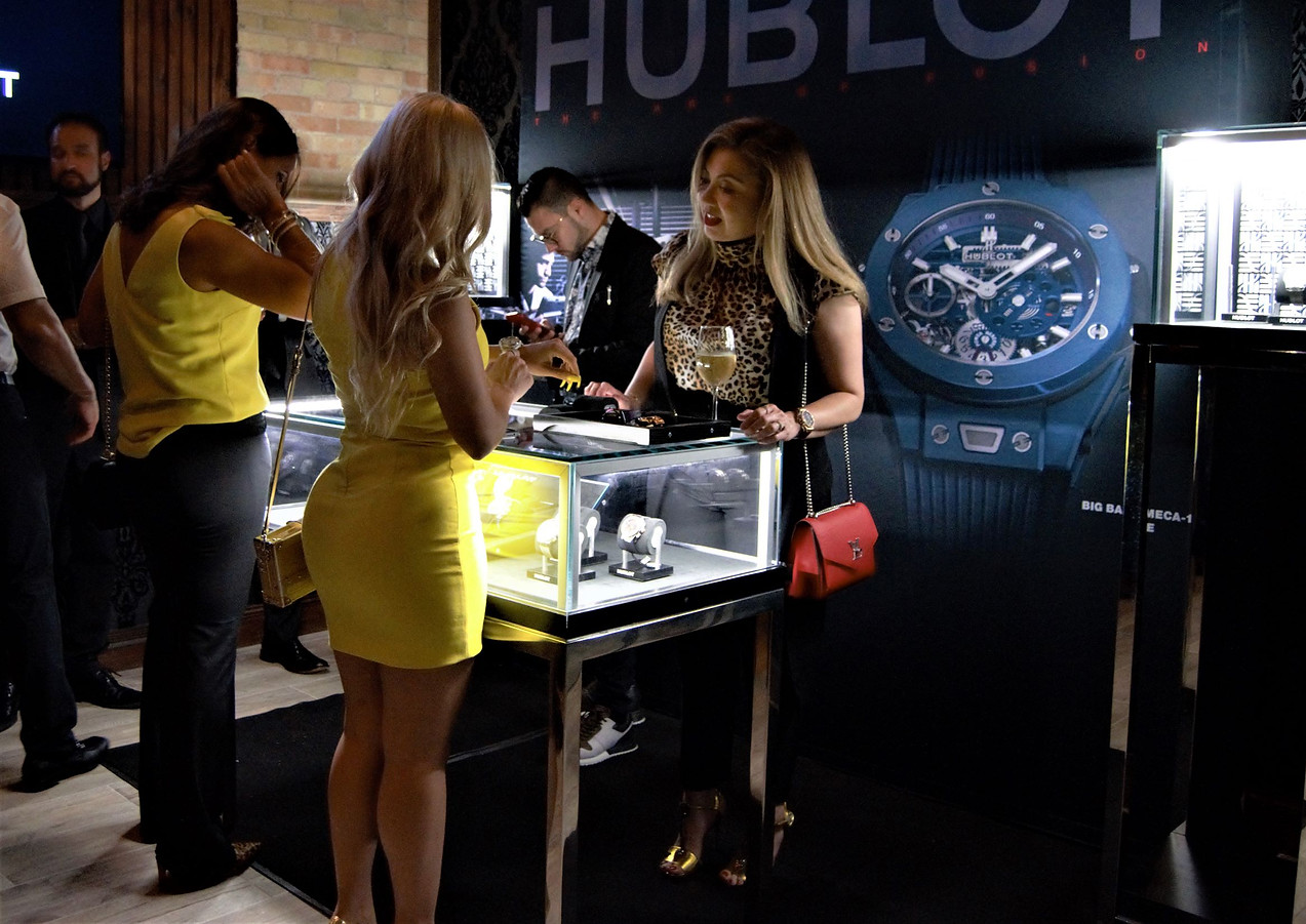 Hublot Watch Event