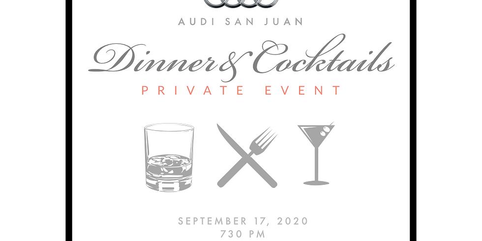 Audi San Juan Dinner Event