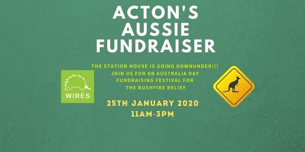 Acton's Aussie Fundraiser