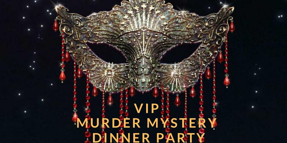 NYE - V.I.P Murder Mystery Dinner