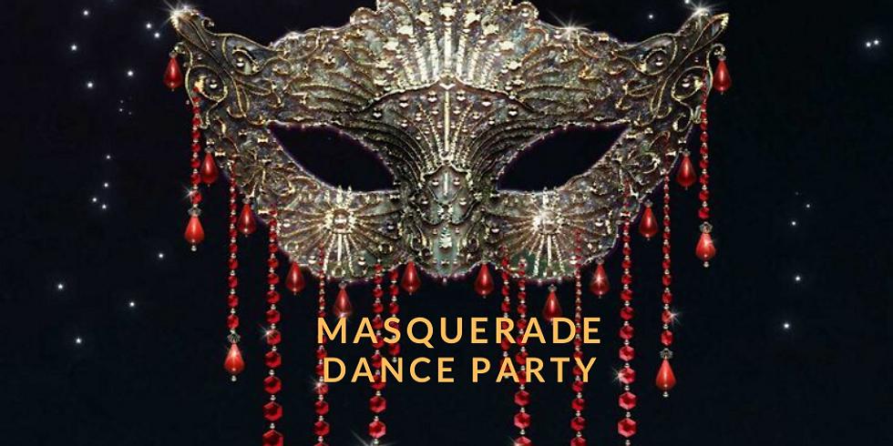 NYE Masquerade Dance Party - Ground Floor