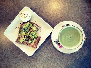 Breakfast Protein Idea - Avocado Toast