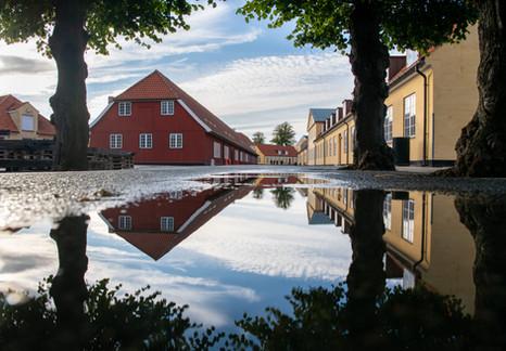 Kronbyen, Kronborg Slot