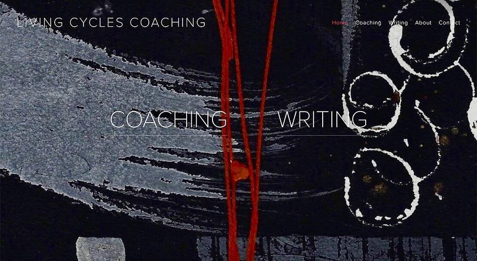 Coaching Practice | Squarespace Brochure Site & Blog