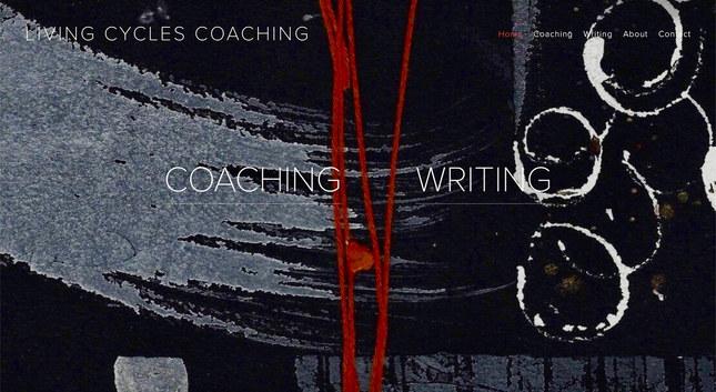 Coaching Practice   Squarespace Brochure Site & Blog